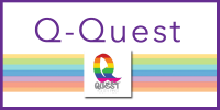 Q Quest Badge